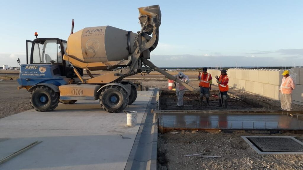 AWM infra betonstort