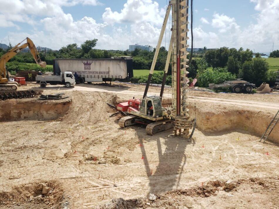 Central Mix Concrete - Carbon Acquisition Pour 1