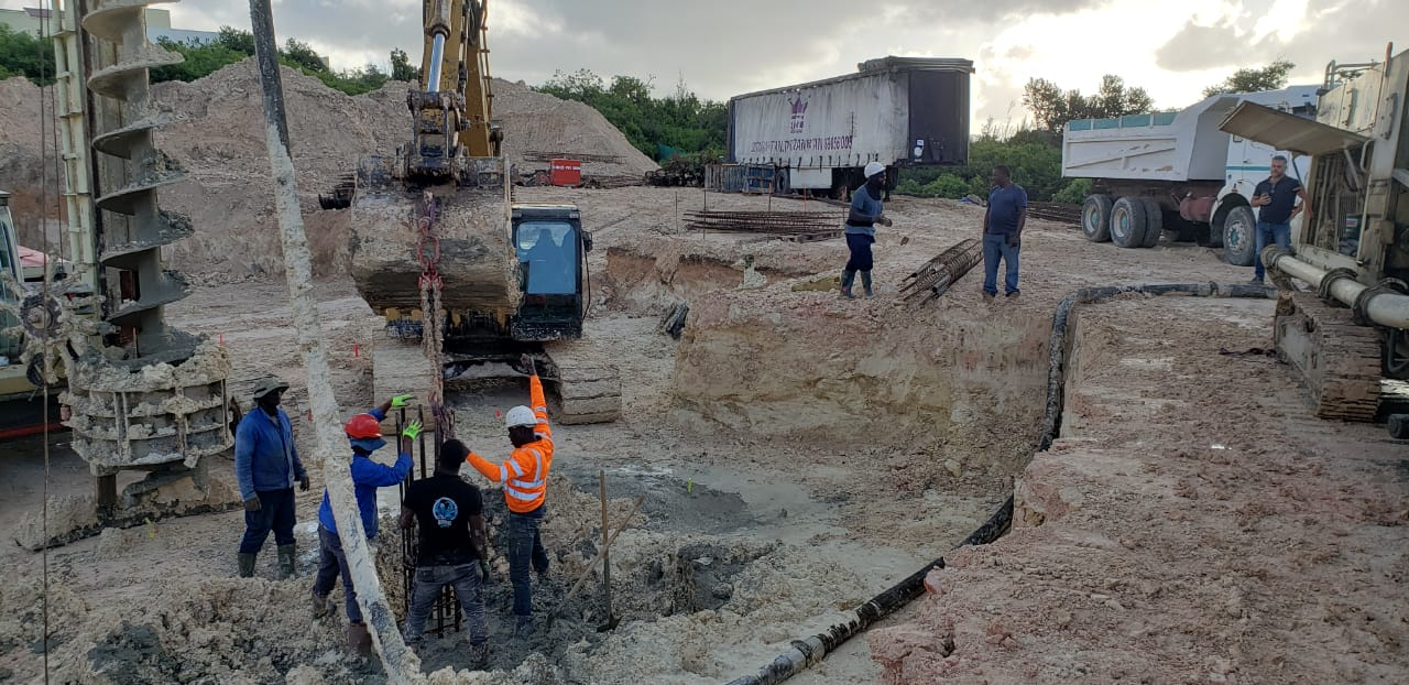 Central Mix Concrete - Carbon Acquisition Pour