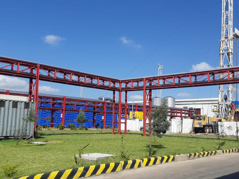 Pipe bridges (2)