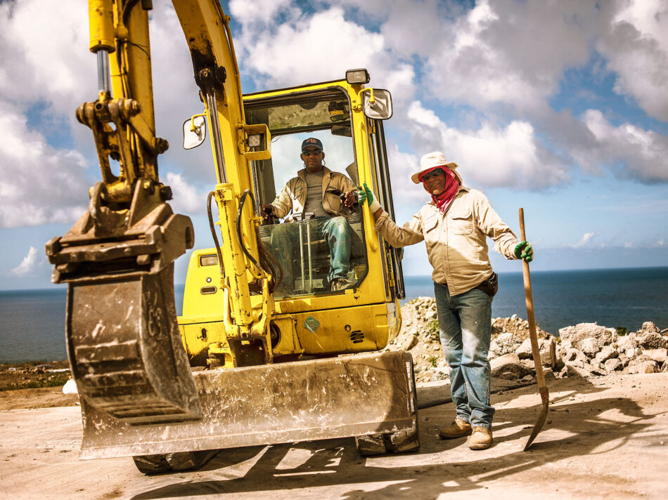 Statia Roads - Golden Rock Project 1