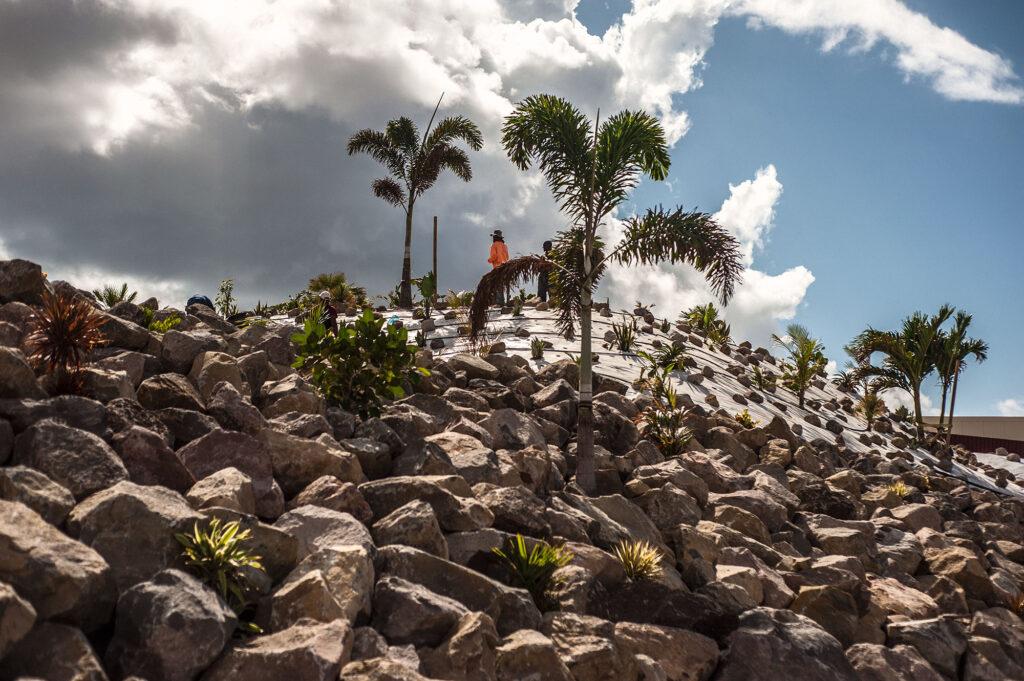 Statia Roads - Golden Rock Project 2