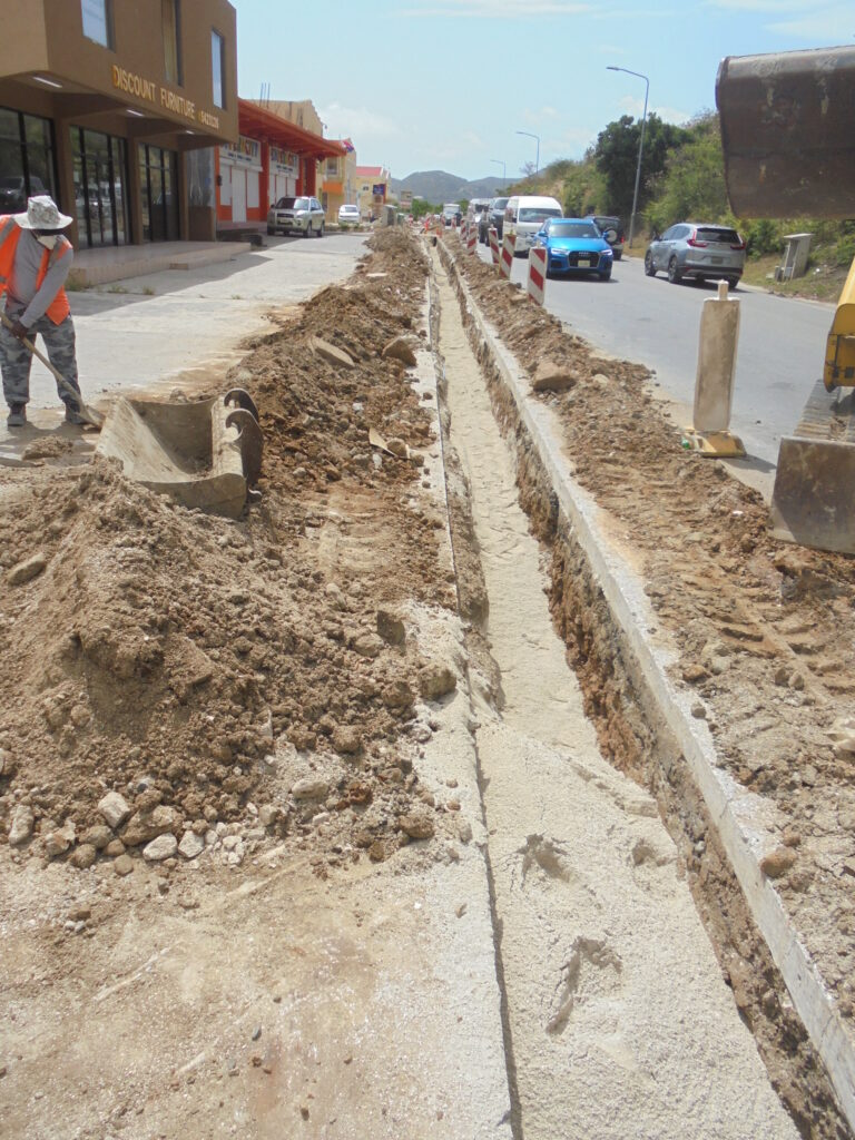 Windward Roads - Cable Trench Daily Herald Project