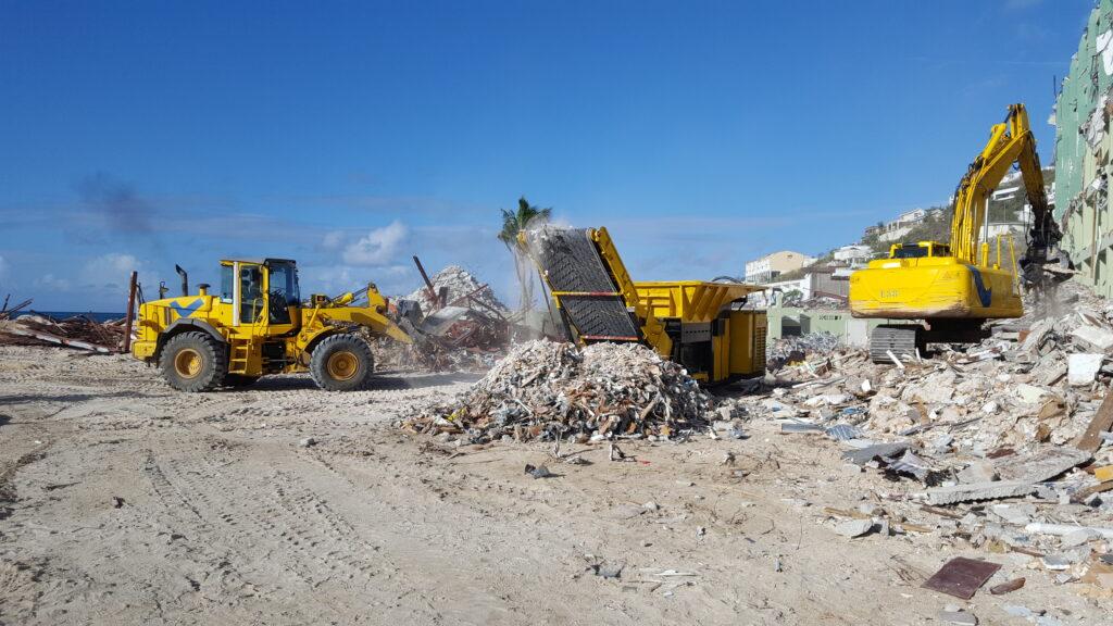 Windward Roads - Demolation Great Bay Project