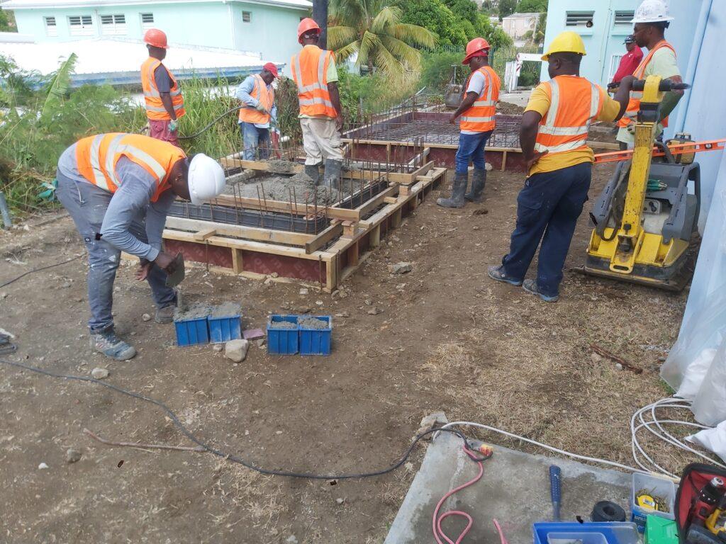 Windward Roads - Hurricane Shelters Project