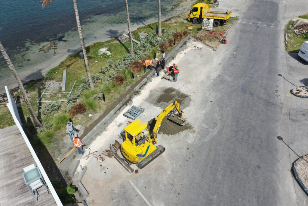 WindwardRoads Osyterbay Beach Resort Project